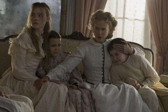 A few of the women of <em>The Beguiled</em>. (Photo: Focus Features)