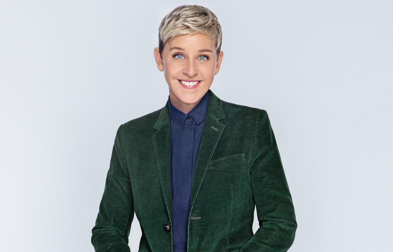 <p>Ellen DeGeneres shares her favorites things to buy this month. (Photo: Getty Images) </p>