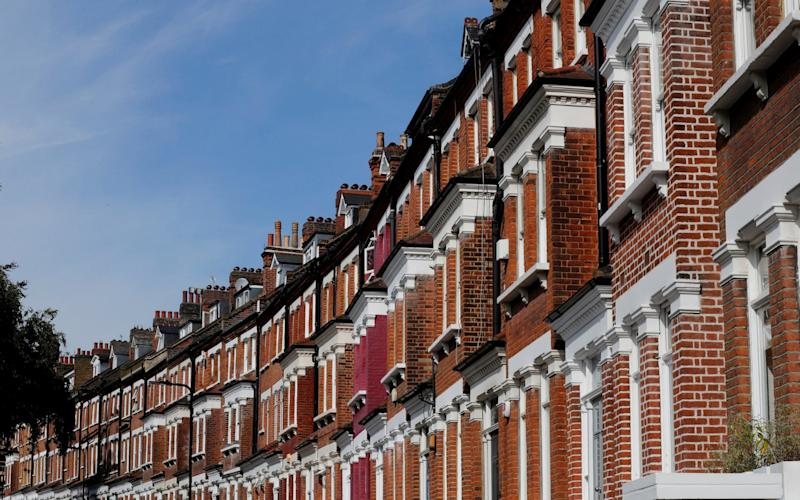 Londoners are seeing rent growth fall slightly, the first such shift since 2010 - REUTERS