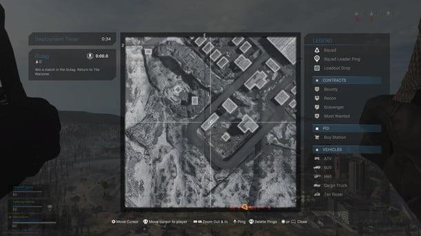Warzone: know the locations of the Intel Locations