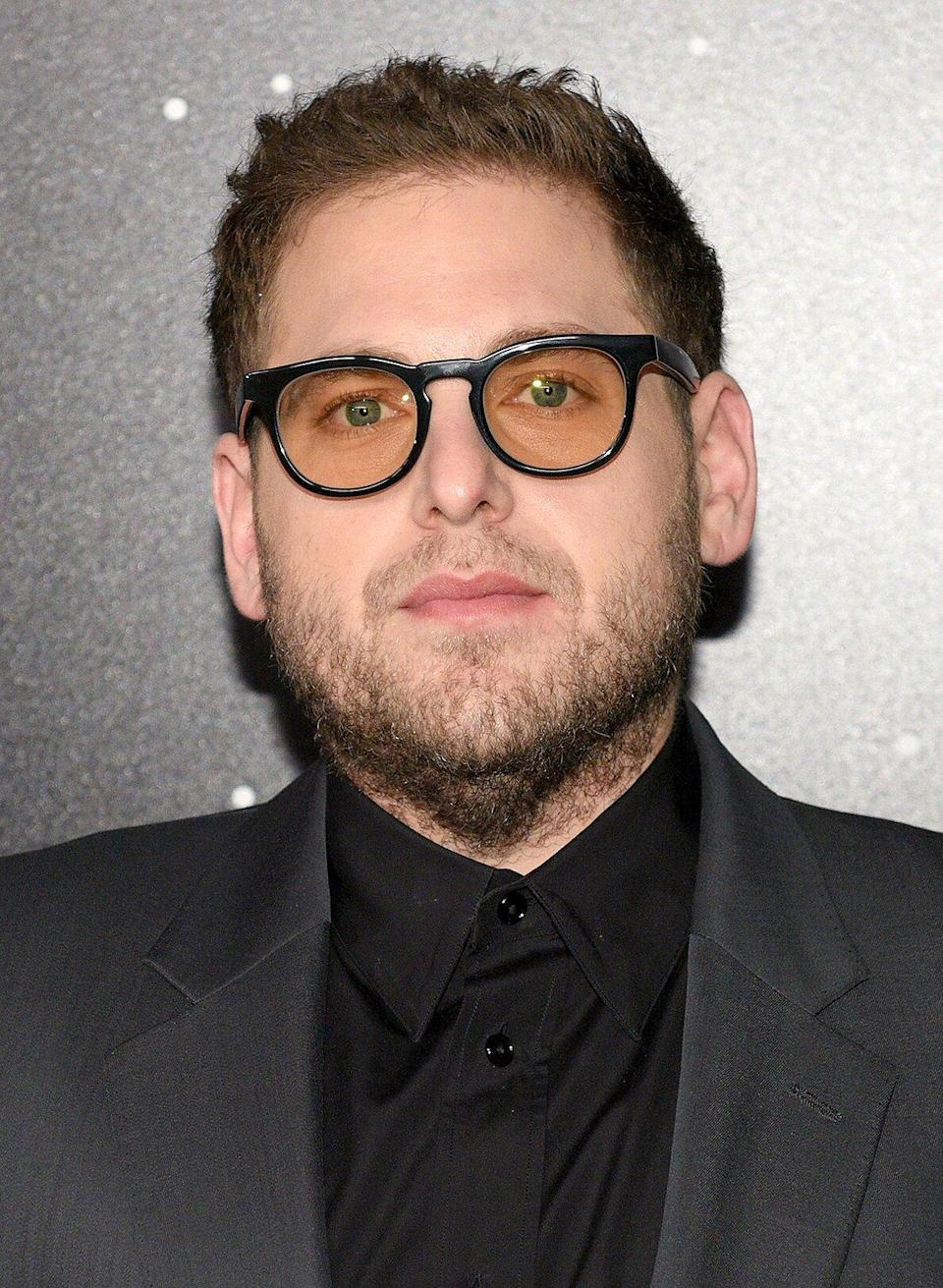 NEW YORK, NY - NOVEMBER 19: Jonah Hill attends The Museum Of Modern Art Film Benefit Presented By CHANEL: A Tribute To Martin Scorsese on November 19, 2018