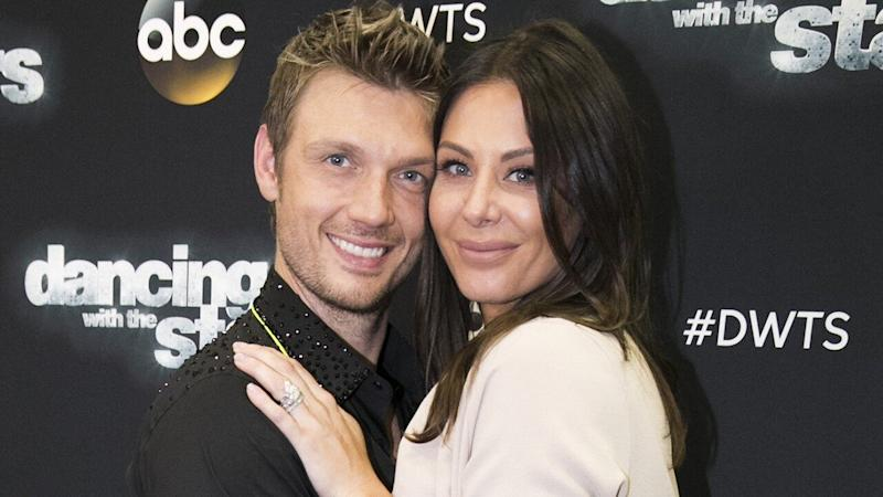 Nick Carter Reveals Newborn Daughter's Name in Touching Post -- See the Baby Pic!