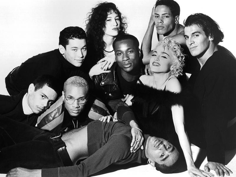 Madonnas Dancers Look Back on That Iconic Same-Sex Kiss