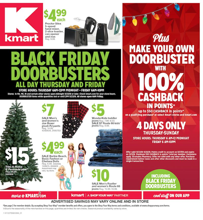 cd663559aa Black Friday 2018 ad roundup  All the biggest sales from every major ...