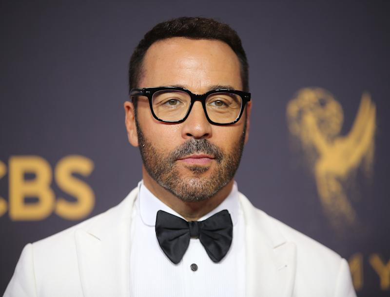 69th Primetime Emmy Awards – Arrivals – Los Angeles, California, U.S., 17/09/2017 - Jeremy Piven. REUTERS/Mike Blake