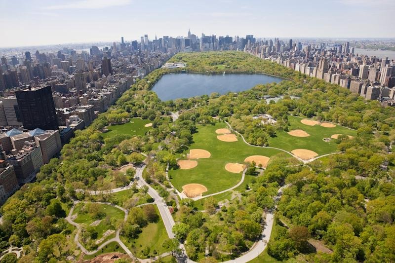 Never Get Lost in Central Park Again
