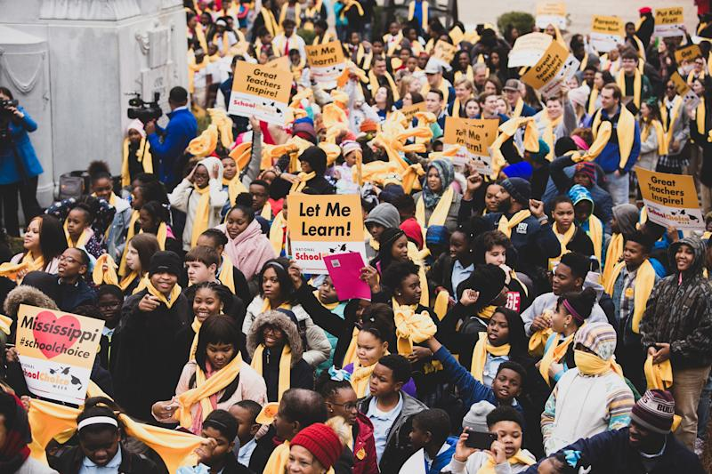 During National School Choice Week, millions of Americans show support for school choice.
