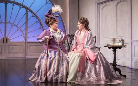 Lady Windermere's Fan at the Vaudeville Theatre - Credit: Marc Brenner