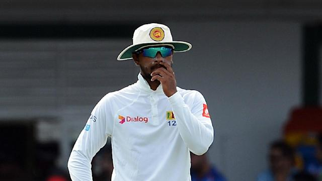 The ICC has charged Dinesh Chandimal with ball tampering during Sri Lanka's second Test against West Indies.