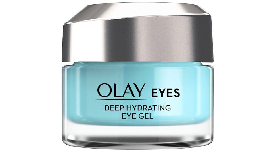 Olay Eyes Deep Hydrating Eye Gel For Tired Dehydrated Skin Moisturiser