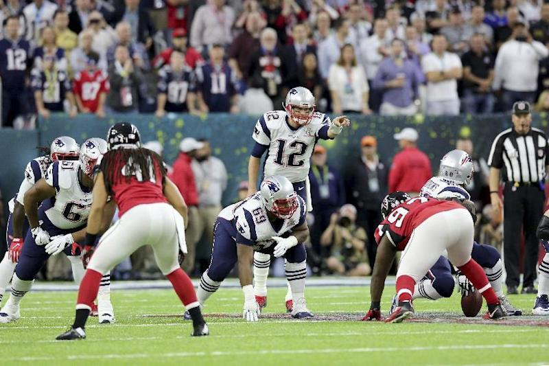 Tom Brady and the Patriots know how to deliver thrilling Super Bowls. (AP)