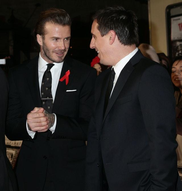 The Class of 92 world premiere – London