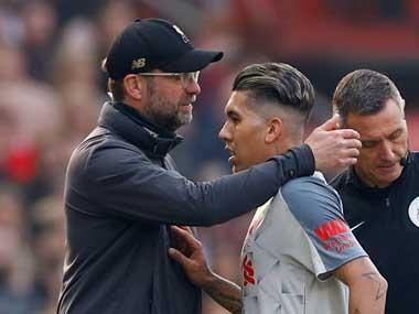 Champions League: Roberto Firmino gives Liverpool fitness boost ahead of final against Tottenham Hotspur