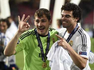 Champions League: Former Real Madrid duo Iker Casillas, Pepe lead FC Porto's charge as tricky trip to AS Roma beckons