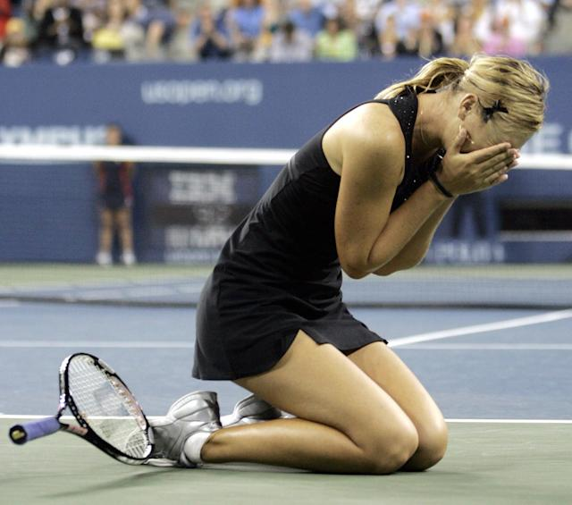 Won the US Open for her second major title, beating Justine Henin 6-4, 6-4 in the final.