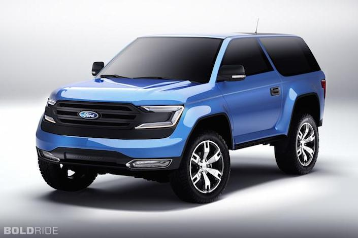 2017 Ford Bronco >> 4 Things To Know About The 2017 Ford Bronco When It Returns