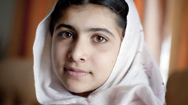 Girl Defied Taliban, on 'Most Admired'
