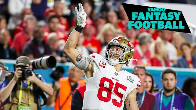 Are we underrating George Kittle in 2020 fantasy drafts?