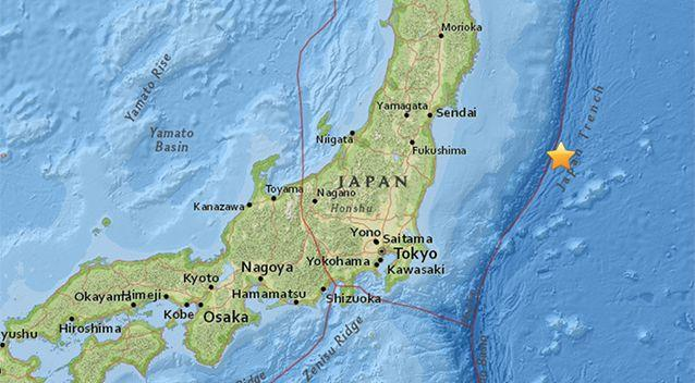 The quake measured 6.3. Source: US Geological Survey