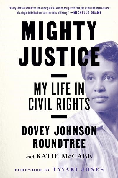 'Mighty Justice' chronicles life of civil rights activist