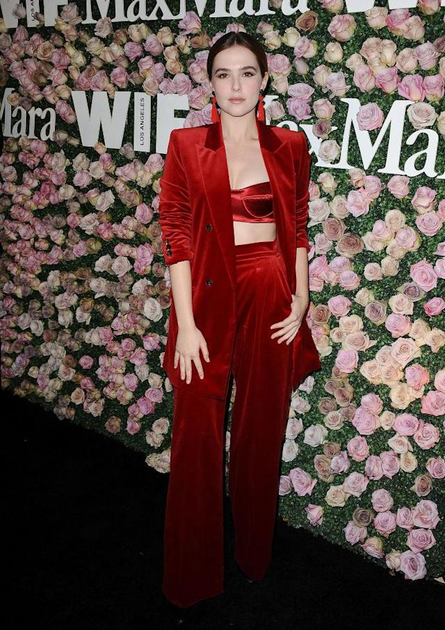 Zoey Deutch (Photo: Getty Images)