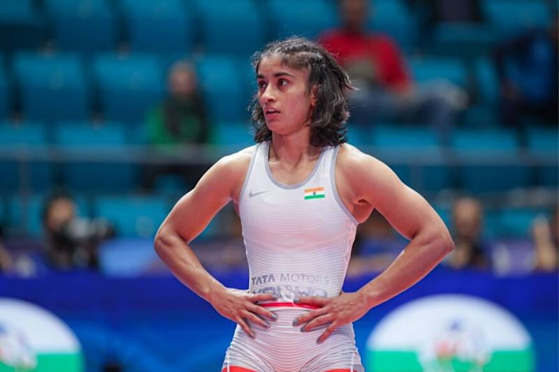 Vinesh Phogat Hopes Some Sort of Training Plans Comes after MHA Opens Stadia and Sports Complexes