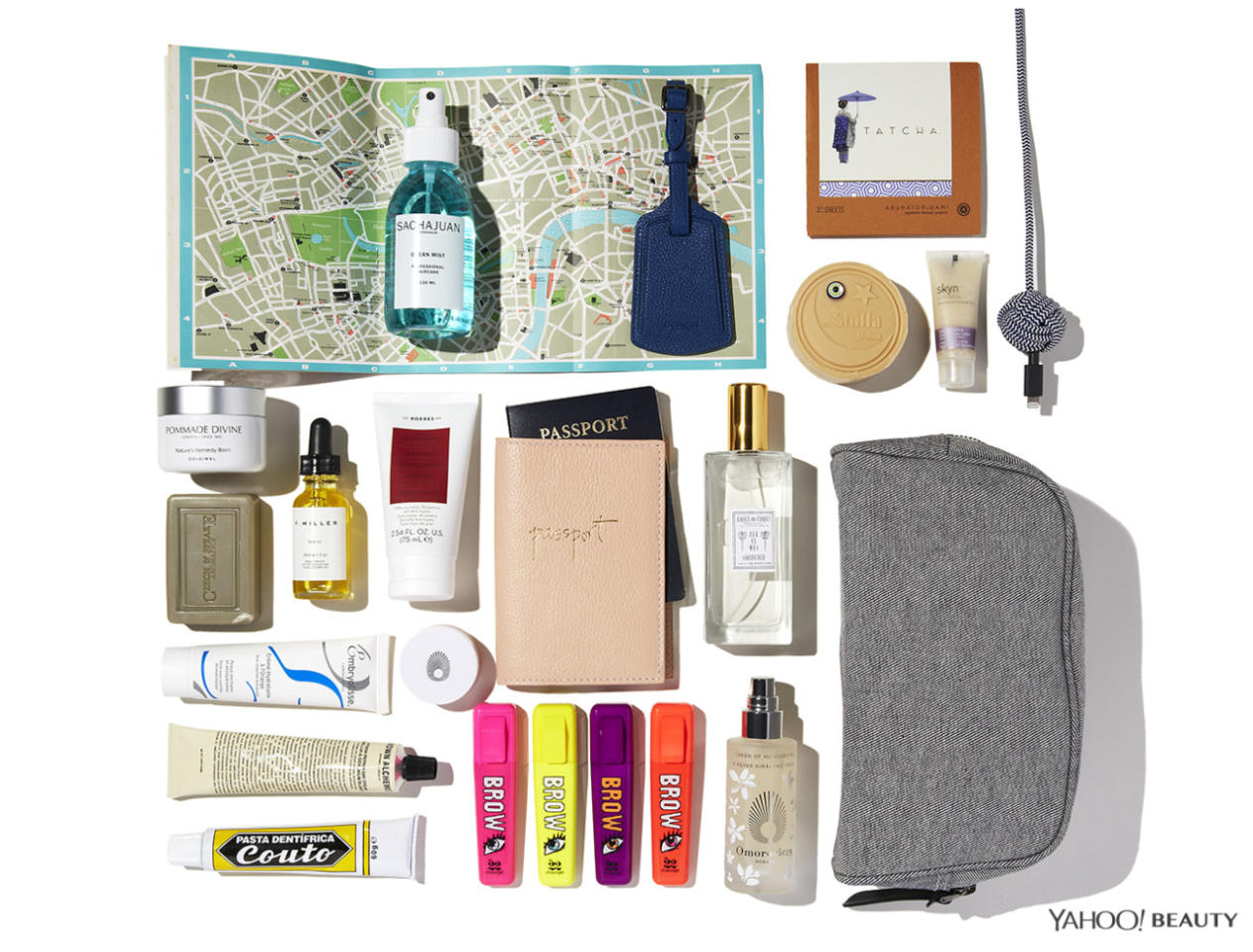<p>From France to Dubai, these are gifts for the beauty and travel lover in your life. <i>(Photo: Jon Paterson)</i></p>