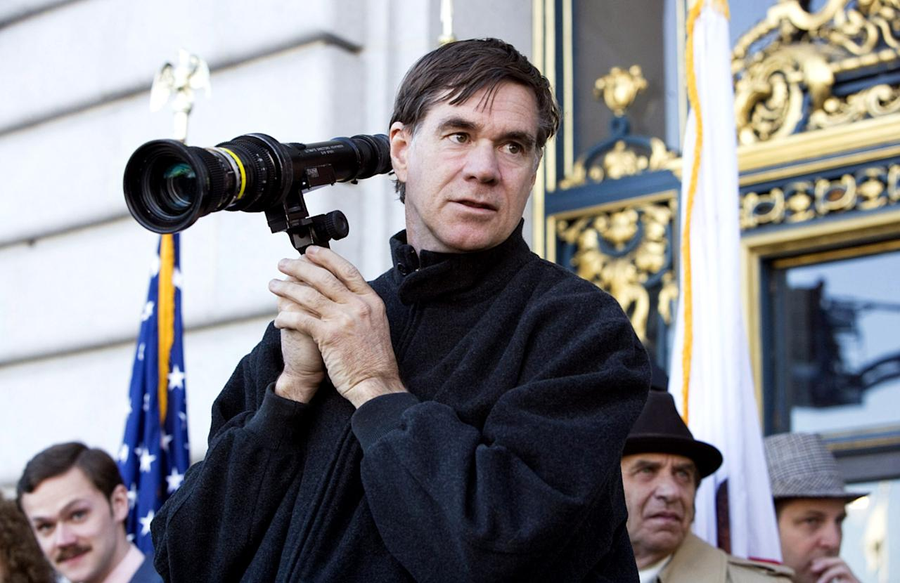 "Gus Van Sant  Van Sant's Oscar nominations for directing ""Good Will Hunting"" and ""Milk"" only scratch the surface of a career that ranges from the acclaimed indies ""Drugstore Cowboy"" and ""My Own Private Idaho"" to the Cannes-winning ""Elephant."" His latest film, the anti-fracking drama ""Promised Land,"" could stage a last-minute coup at the Oscars; it opens in limited release on December 28."