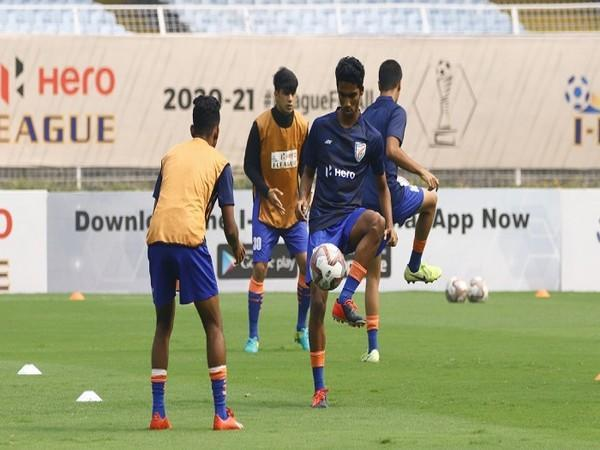 Gokulam Kerala FC will lock horns with Indian Arrows on Friday. (Image: AIFF)