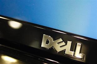 Dell Computer Logo: Credit Reuters