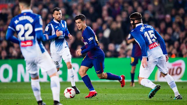The coach is satisfied overall with how Barcelona's transfer window has panned out, with the arrival of the Brazil international the highlight