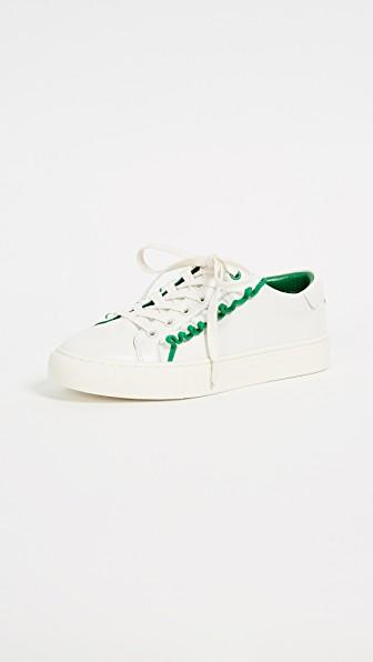 "<p><strong>Tory Sport</strong></p><p>shopbop.com</p><p><a href=""https://www.shopbop.com/tory-sport-ruffle-sneaker/vp/v=1/1595235478.htm"" target=""_blank"">Shop Now</a></p><p>$159.60</p><p><em>Original Price:$228</em></p>"