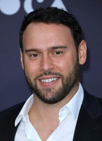 Scooter Braun purchased Taylor Swift's previous label, giving him a majority stake in the master recordings of her first six albums
