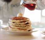 "<p><a href=""http://www.palacedinerme.com/"" rel=""nofollow noopener"" target=""_blank"" data-ylk=""slk:Palace Diner"" class=""link rapid-noclick-resp"">Palace Diner</a> is known for its fluffy buttermilk pancakes, and there's always a lengthy lineup to prove it. If pancakes aren't your thing, the omelette du jour and the hearty lumberjack breakfast are both amazing options.</p><p><em><a href=""https://www.instagram.com/palacediner/"" rel=""nofollow noopener"" target=""_blank"" data-ylk=""slk:Check out Palace Diner on Instagram."" class=""link rapid-noclick-resp"">Check out Palace Diner on Instagram. </a></em> </p>"