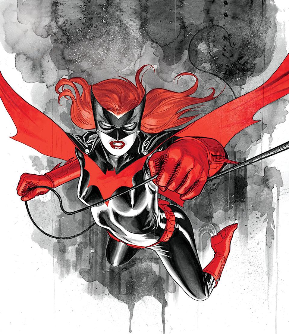 Batwoman as she appears in DC Comics. (Image: Courtesy of DC Entertainment)