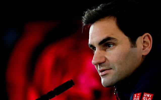 Roger Federer is one title away from 100 career successes - AP