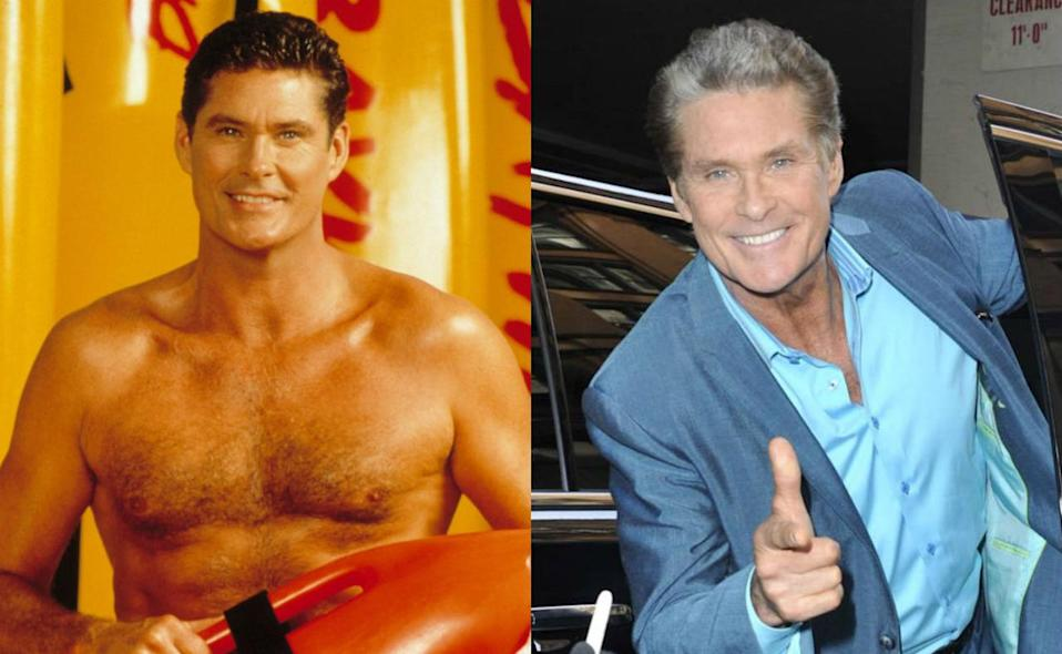 David Hasselhoff (Mitch Buchannon): After 'Knight Rider' and 'Baywatch', the man behind former Navy SEAL Mitch Buchannon became a kind of professional David Hasselhoff. He's starred in movies ('Dodgeball', 'The Spongebob Squarepants Movie'), performed on stage ('Chicago'), been a talent show judge (Britain's Got Talent'), a reality star (A&E's 'The Hasselhoffs'), pursued a music career ('Looking For Freedom') and become a strange, almost fictionalised version of himself. Long may he prosper.
