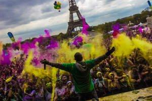 """IMG Worldwide and The Color Run(TM) Extend Multi-Year Agreement for Continued Growth of """"The Happiest 5k on the Planet"""""""
