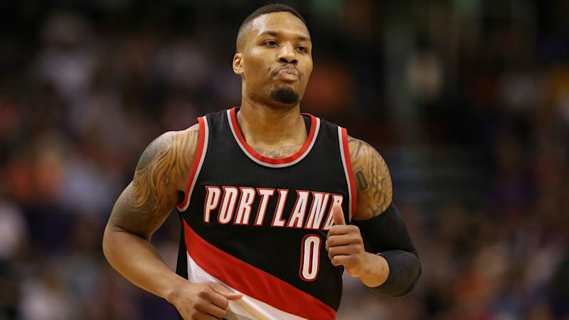 NBA Playoffs: Damian Lillard predicts Trail Blazers will win in 6 vs. Warriors