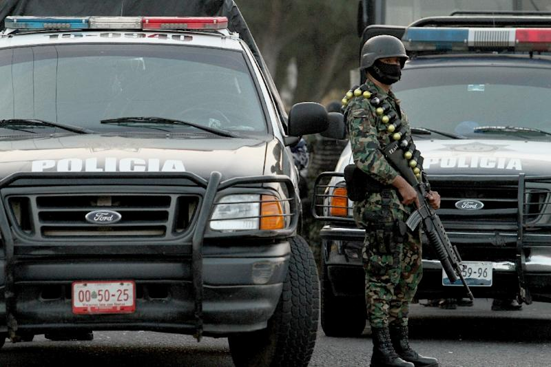 Veracruz, home to one of Mexico's busiest ports, has seen a surge in violence linked to organized crime in recent years