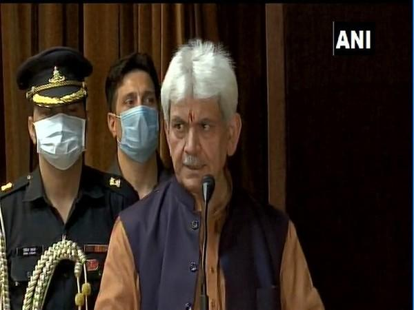 Jammu and Kashmir Lieutenant Governor Manoj Sinha (File Photo)