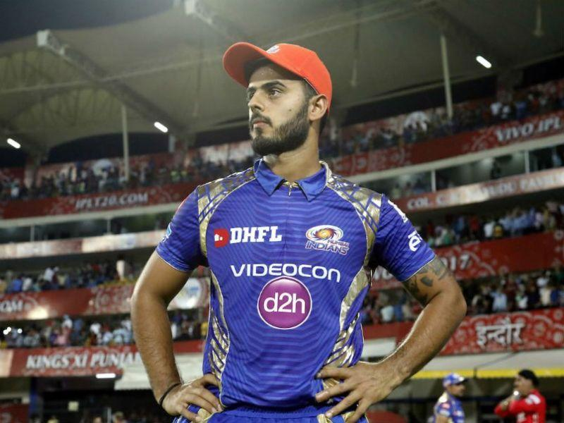 Rana was even the Orange Cap holder, ahead of David Warner, after six matches