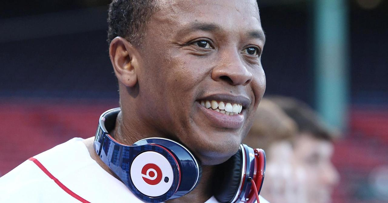 <p>No. 3: Dr. Dre<br />Net worth: $740 million<br />(CNBC) </p>