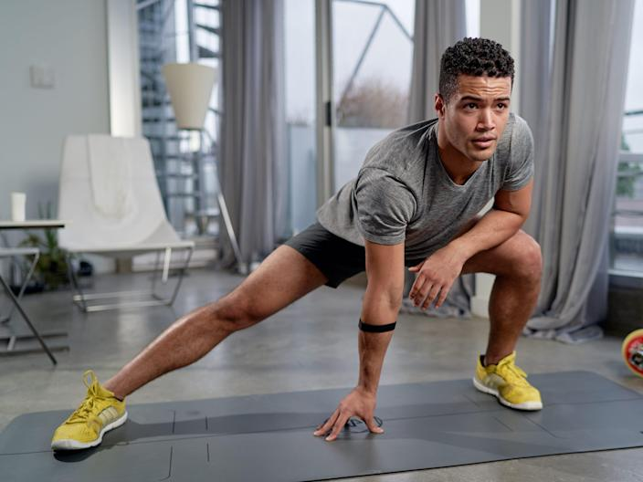 Pivot's in-home workout