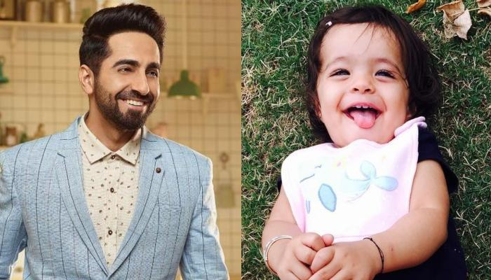 Ayushmann Khurrana Shares Photo Of His Daughter, Varushka Wearing His T-Shirt, Says 'She's Like Me'