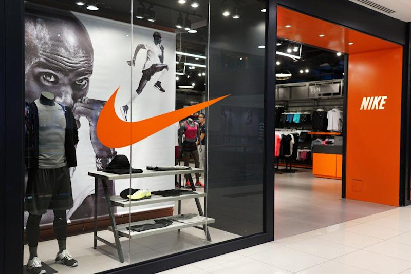 Nike's unforeseen foray into cryptocurrency could steal some serious thunder from Facebook and Mark Zuckerberg. | Source: Shutterstock