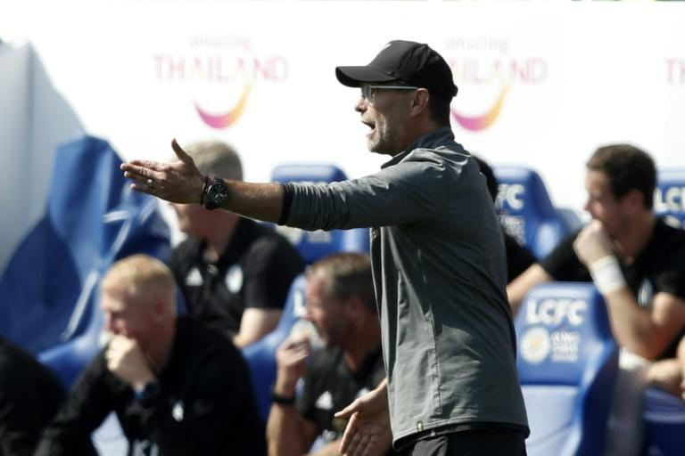 Liverpool manager Jurgen Klopp was not happy on the sidelines but was more relaxed about his team's errors after they beat Leicester