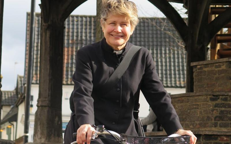 The Revd Catherine Relf-Pennington - ARCHANT\\AndersonS1