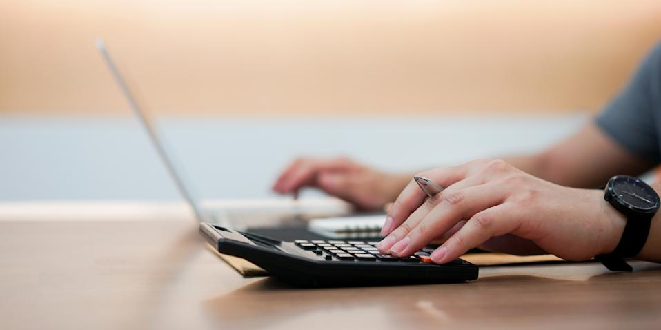 Accounting made easier (Photo: iStockPhoto)