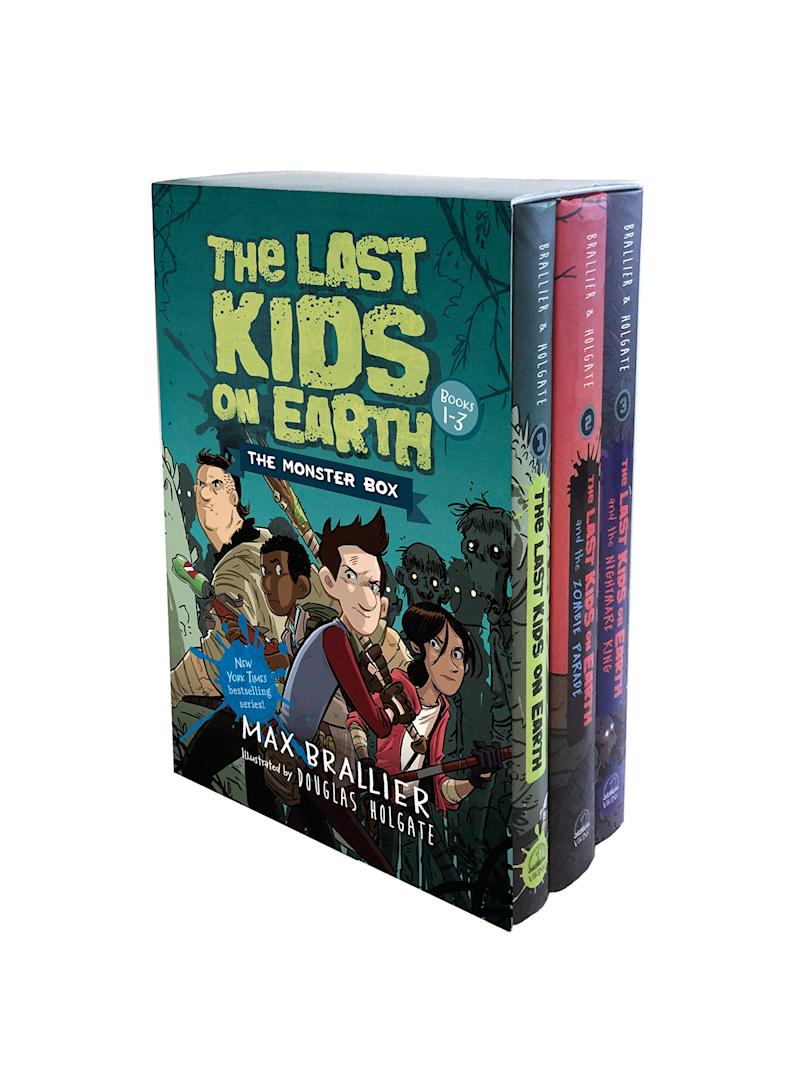 The Last Kids on Earth Book Series